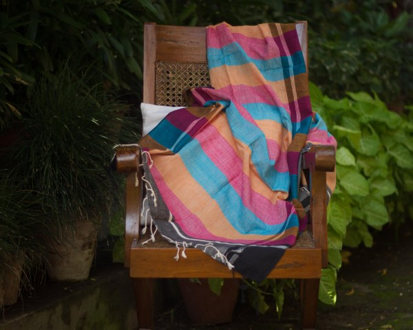 handwoven cotton