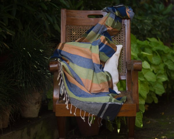 handwoven stole scarf wrap