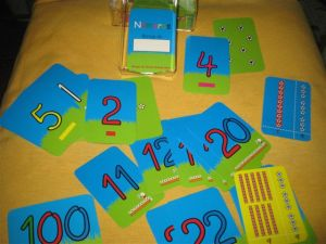 Baraja de Números