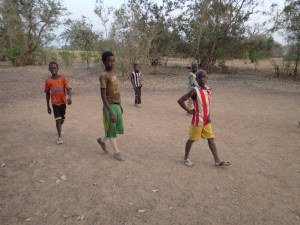 Kids playing soccer | BARAKA