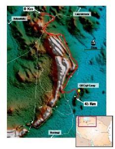 AMF Education Project | Golden Ridge Run | BARAKA