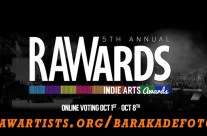 RAW'ARDS National Indie Arts Awards