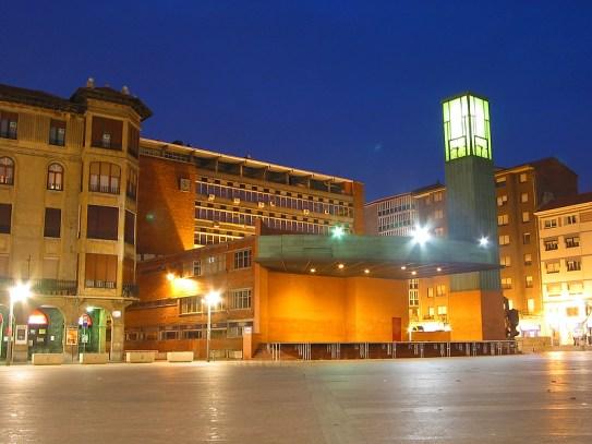 Resultado de imagen para herriko plaza barakaldo