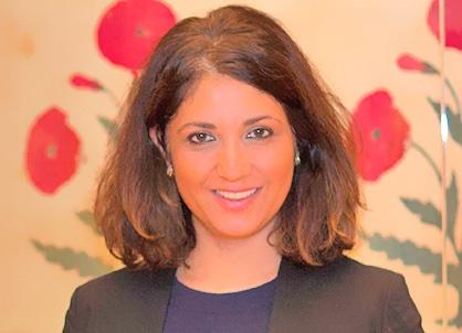Dr Navina Haidar