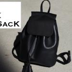 【ALLBLACK】黒リュックでオススメの5ブランド|実物動画あり