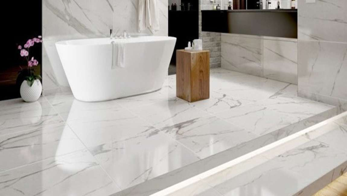 practical marble ceramic tile