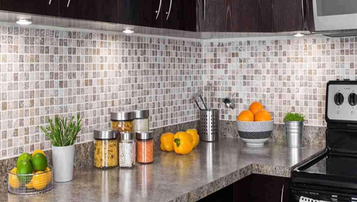 Color Of Tiles For Kitchen Rumah Joglo Limasan Work