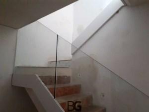 barandilla cristal interior