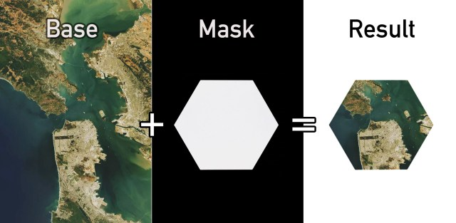 how masks and mask shaders works