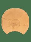 Kuusamo Tronco redondo ⌀ 230mm