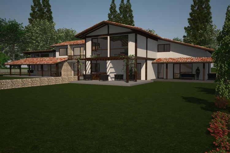 Construiremos en Asturias la casa Biopasiva de madera más grande de España