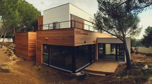 Casa Biopasiva en Torrelodones