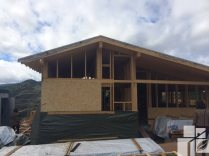 Construcción biopasiva en Nestares - La Rioja ©Arquitectura Biopasiva Baransu S.L