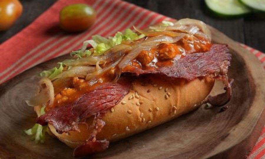 Smokey BBQ Bratwurst – 29k