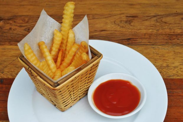 French Fries – 14k