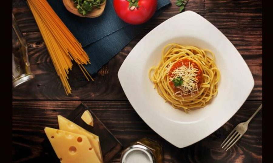 Spaghetti Bolognese – 20k