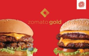 BarBurger Hadir di Zomato Gold