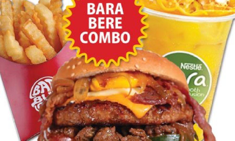 combo burger jakarta bikin kenyang
