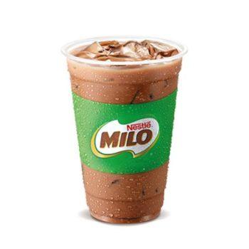 Nestle Milo dingin
