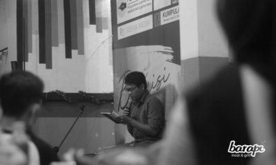 Lomba puisi menggetarkan Jakarta lewat puisi