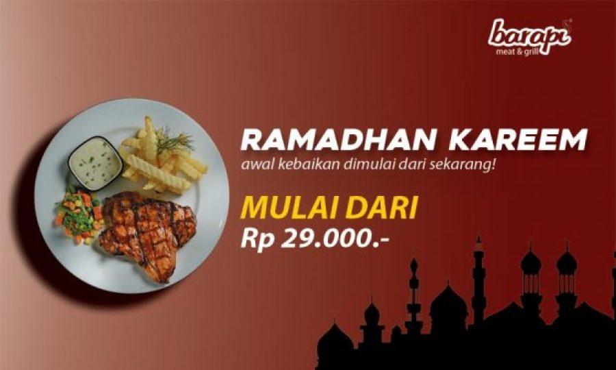 Paket Bukber Hadir di Bulan Ramadhan