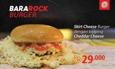menu burger enak di Jakarta