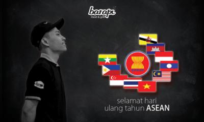Hari ulang tahun Asean 2019