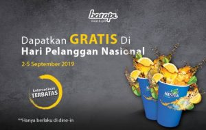 Promo Steak di Hari Pelanggan