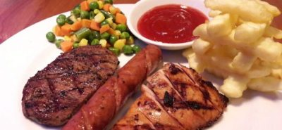 combo steak enak dan murah