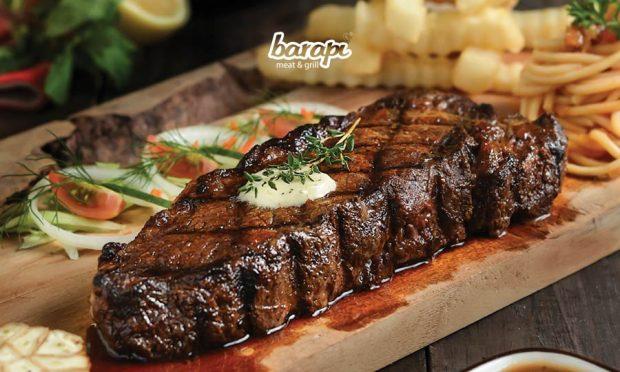 Menu Steak Favorite Steaklovers