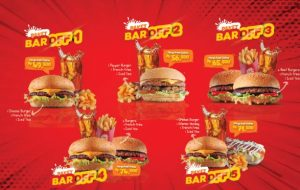 Promo Burger di GoFood
