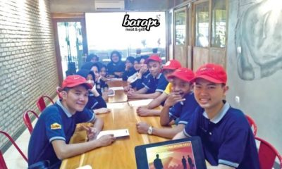 training associate restoran steak