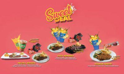 promo valentine di restoran steak