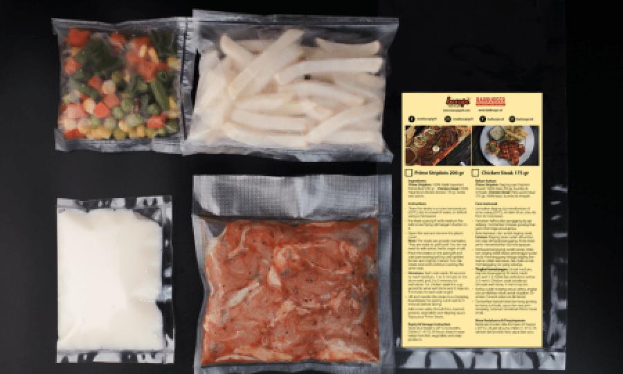 Grilled Chicken Steak Ready to Grill 175gr – 45k