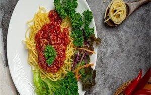 BAGI RESEP: Spaghetti Bolognese Simple Anti Gagal, Wajib Coba Bagi Pemula