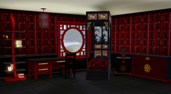 SIMS3 BaraquesAsimS Mobilier Furnitures