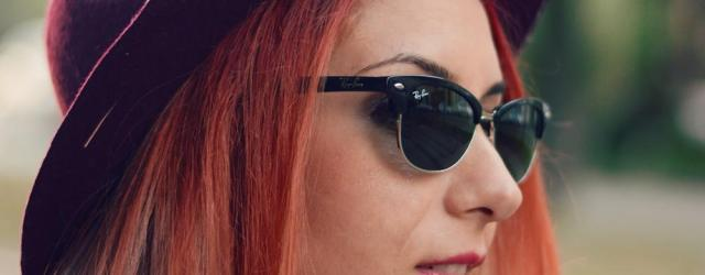 ray ban clubmaster cat eye