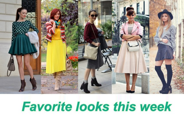 fashion bloggers favorite looks