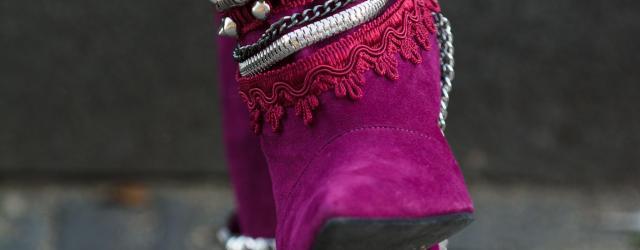 DIY isabel marant boots