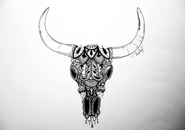 skull tattoo ideas for girls
