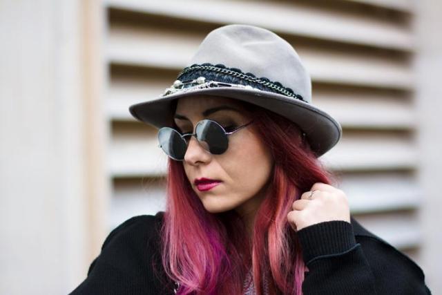 round ray-ban mirror sunglasses
