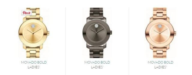 movado wristwatches