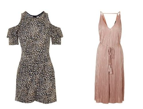 perfect summer dresses topshop