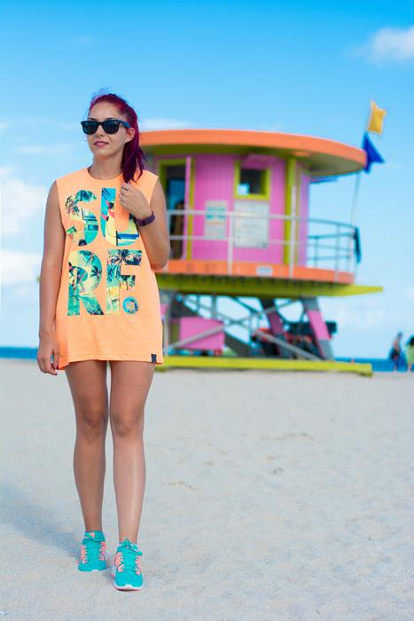 South Beach Miami outfit