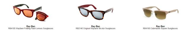 ray ban clubmaster square