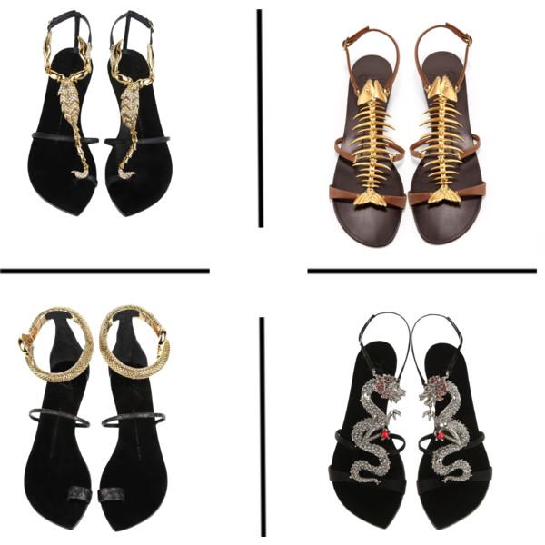 zanotti slippers