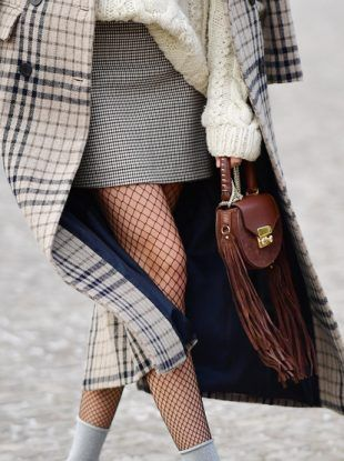 knitted layers