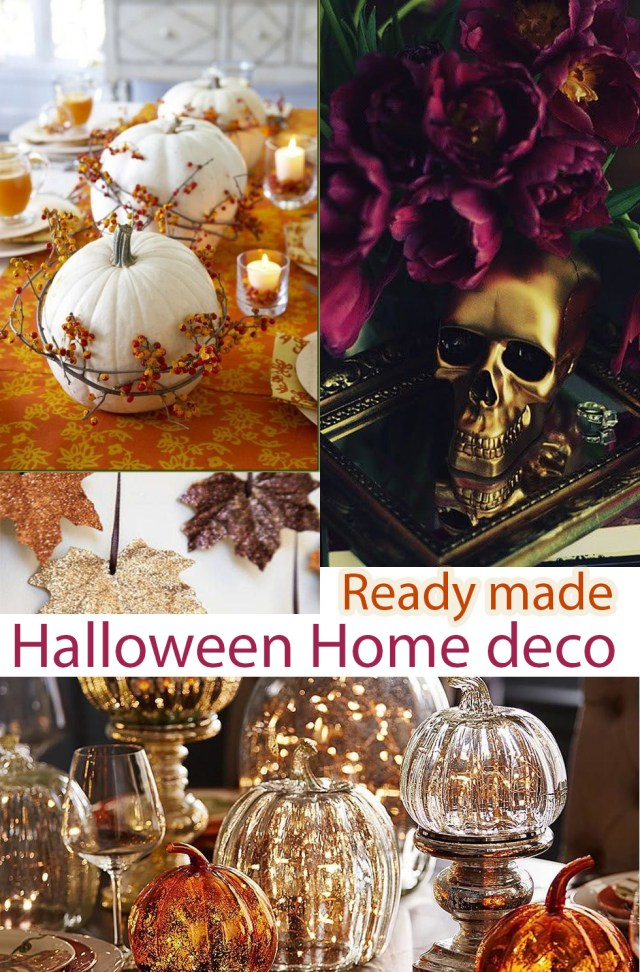halloween home deco