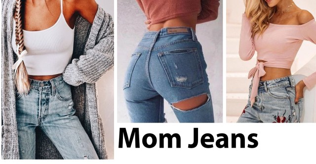 high jeans