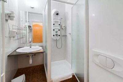 Superior Apartman fürdőszoba